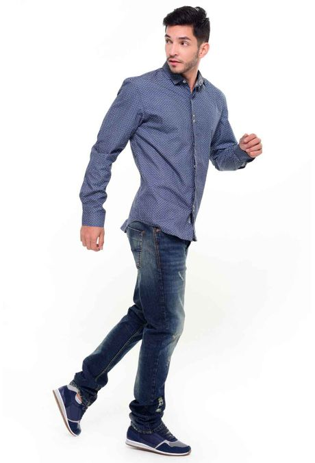 Camisa-QUEST-Original-Fit-111016154-Azul-Oscuro-1