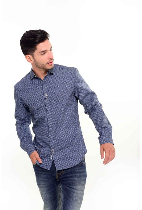 Camisa-QUEST-Original-Fit-111016154-Azul-Oscuro-2