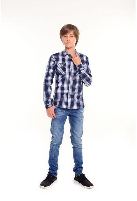 Camisa-QUEST-311016027-Azul-Cobalto-1
