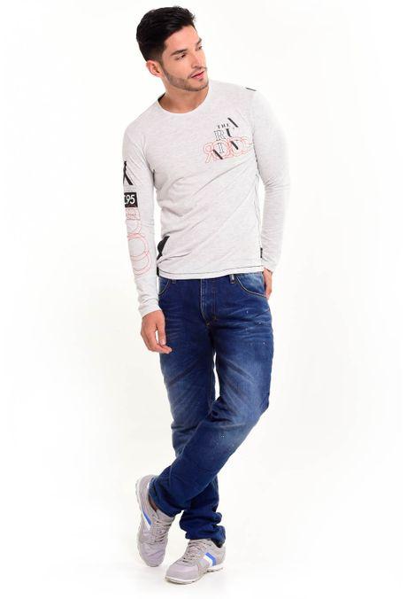 Camiseta-QUEST-Original-Fit-112016203-Gris-Claro-1