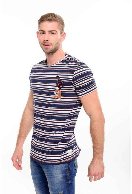 Camiseta-QUEST-Original-Fit-112016255-Azul-Oscuro-Indigo-2
