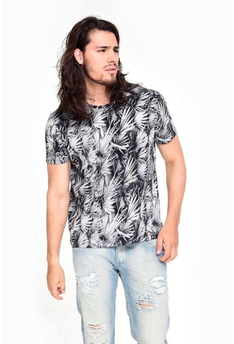 Camiseta-QUEST-Custom-Fit-163016032-Gris-Oscuro-1