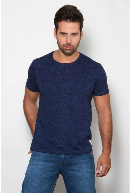 Camiseta-QUEST-Custom-Fit-163016071-Azul-Oscuro-1