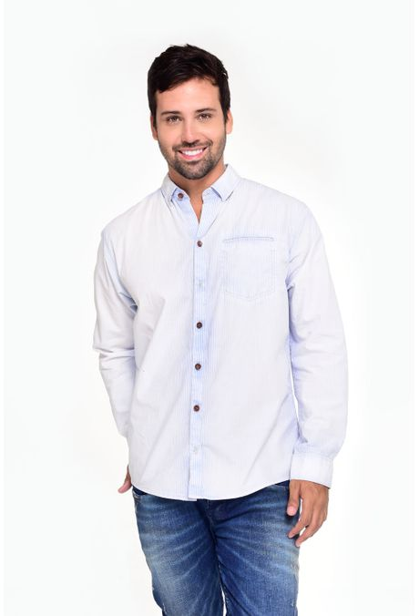 Camisa-QUEST-Original-Fit-111016097-Azul-Claro-1