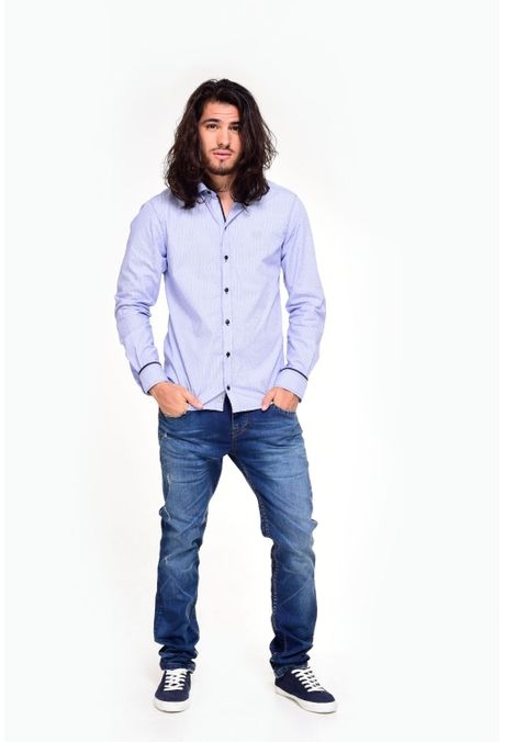 Camisa-QUEST-Slim-Fit-111016101-Azul-Medio-1