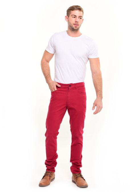Pantalon-QUEST-Cinco-Bolsillos-Fit-109016041-Vino-Tinto-1