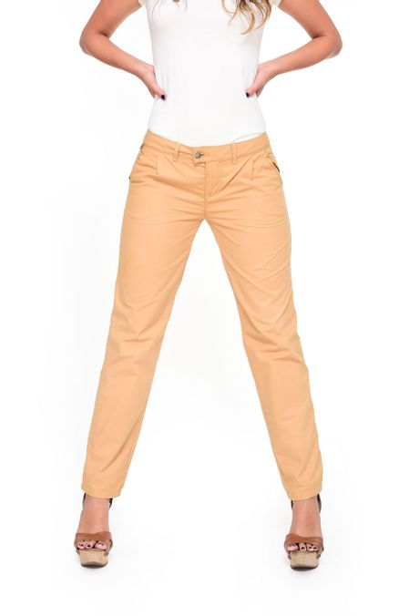Pantalon-QUEST-Skinny-Fit-209016021-Mostaza-1