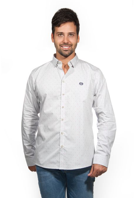 Camisa-QUEST-Original-Fit-111016119-Negro-1