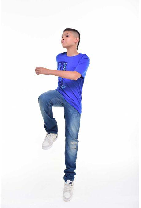 Camiseta-QUEST-363016210-Azul-Rey-2