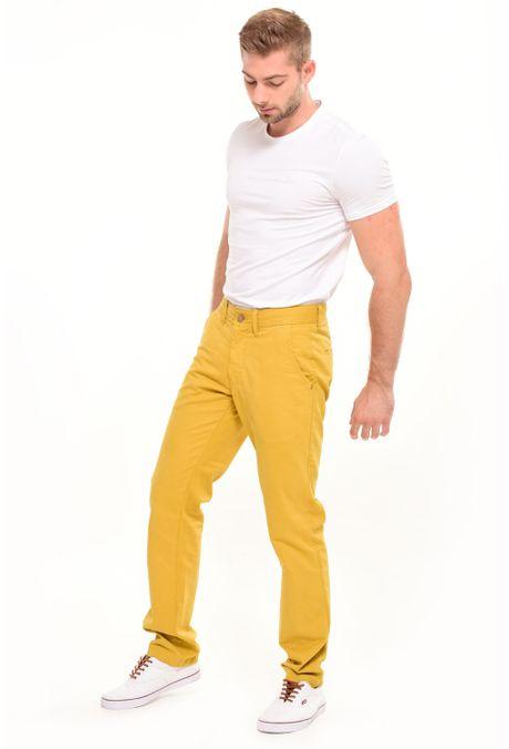 Pantalon-QUEST-Chino-Fit-109016040-Mostaza-1