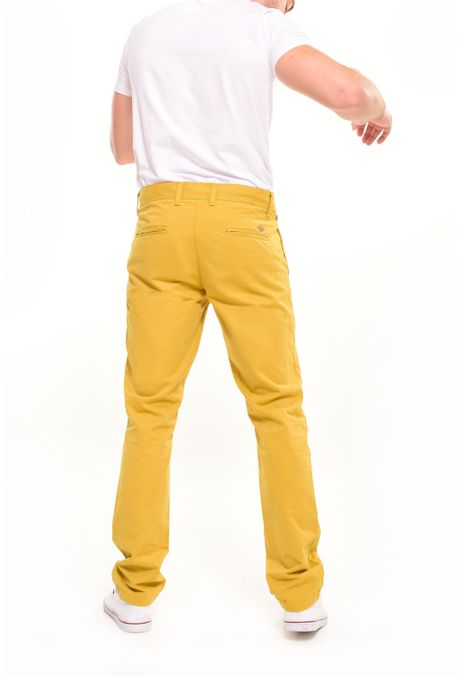 Pantalon-QUEST-Chino-Fit-109016040-Mostaza-2