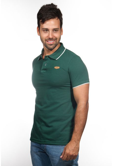 Polo-QUEST-Slim-Fit-162010002-17-Verde-1