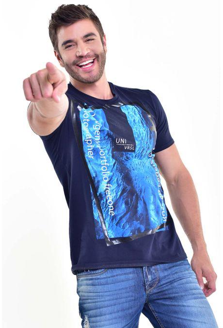 Camiseta-QUEST-Slim-Fit-112017015-Azul-Oscuro-1
