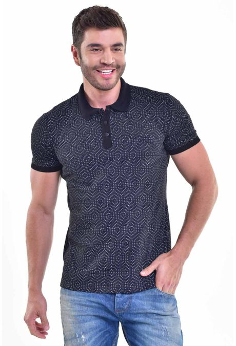 Polo-QUEST-Original-Fit-162017013-Negro-1