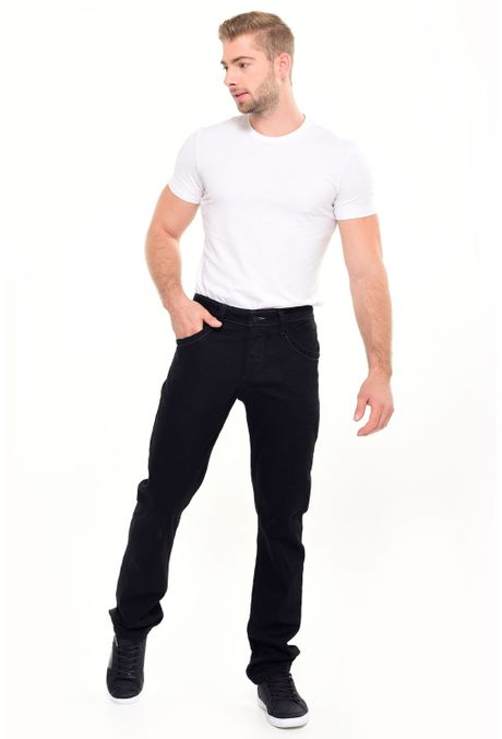 Jean-QUEST-Slim-Fit-110016170-Negro-1