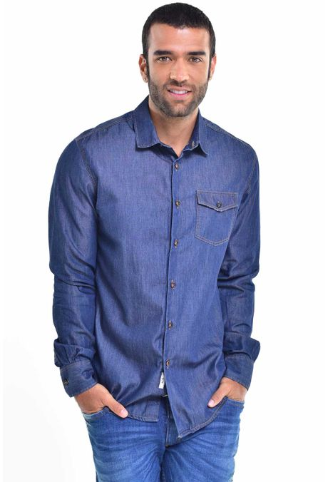 Camisa-QUEST-Slim-Fit-111017003-Azul-Oscuro-1