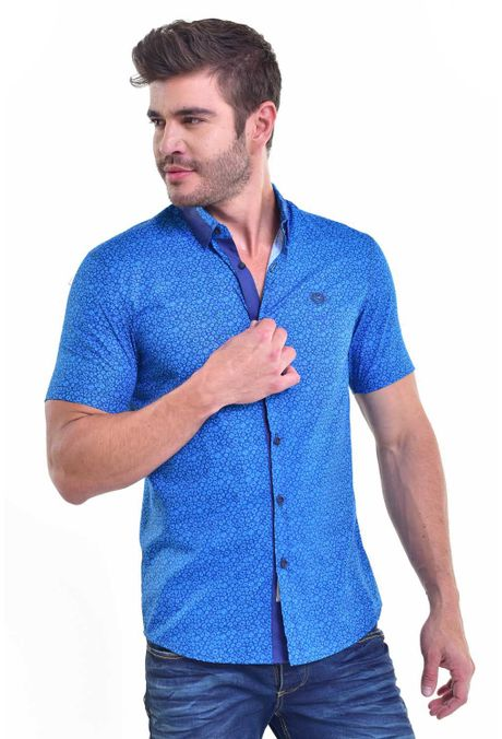 Camisa-QUEST-Slim-Fit-111017014-Azul-Cobalto-1
