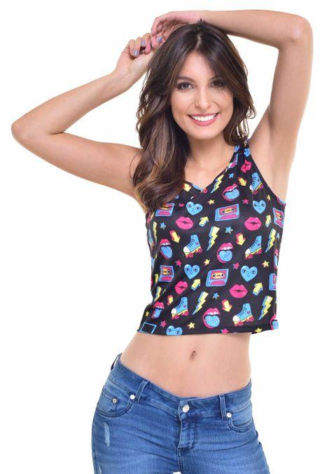 Camiseta-QUEST-212017002-Negro-2
