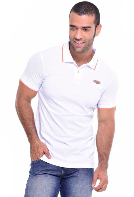 Polo-QUEST-Slim-Fit-162010002-97-Blanco-Amarillo-1