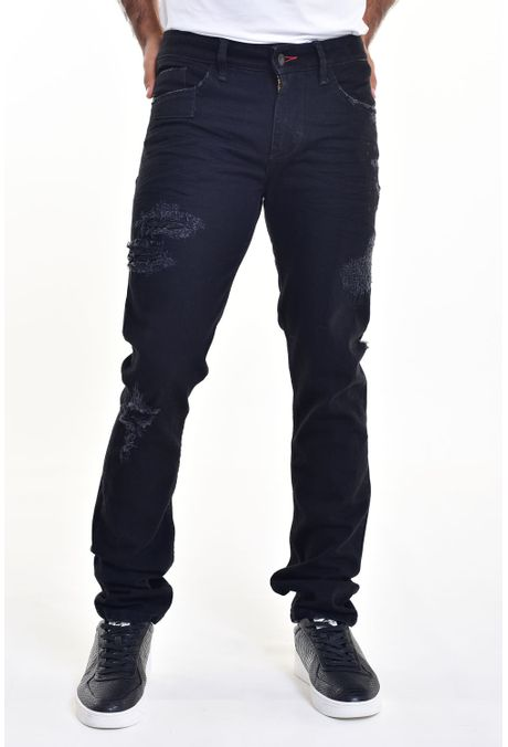 Jean-QUEST-Slim-Fit-110017003-Negro-1