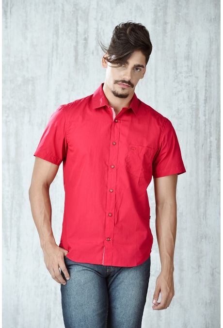 Camisa-QUEST-Slim-Fit-111010620-56-Rojo-Cereza-1