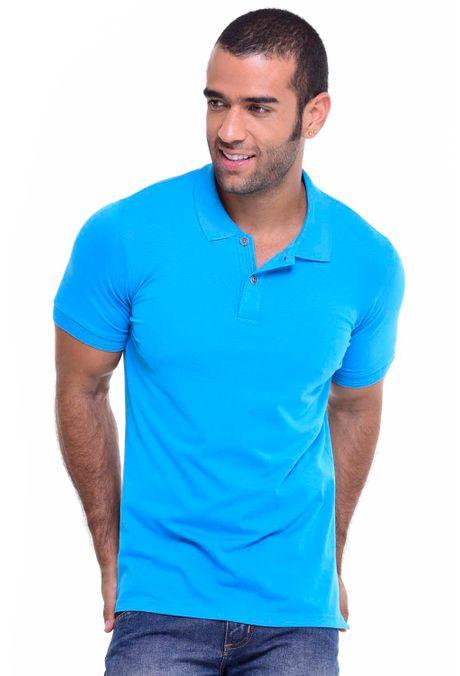 Polo-QUEST-Slim-Fit-162015005-45-Azul-Turqueza-1