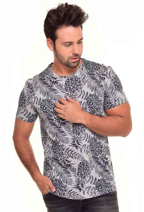 Camiseta-QUEST-QUE163170030-Gris-Jaspe-Medio-1