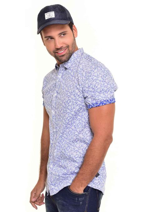 Camisa-QUEST-Slim-Fit-QUE111170063-Azul-Rey-1