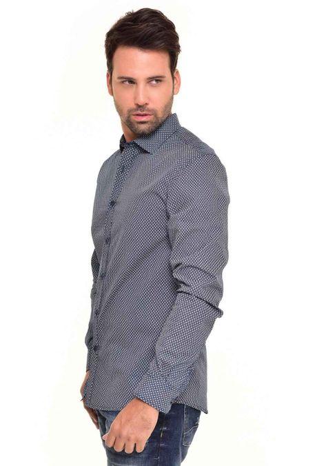 Camisa-QUEST-Slim-Fit-QUE111170080-Azul-Oscuro-2