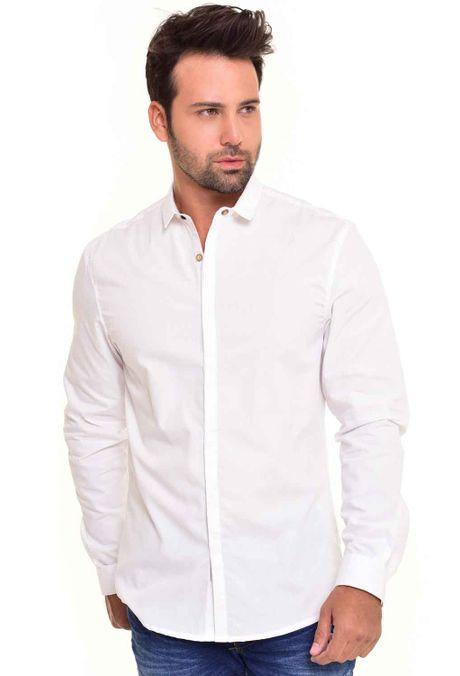 Camisa-QUEST-Slim-Fit-QUE111170061-Blanco-1