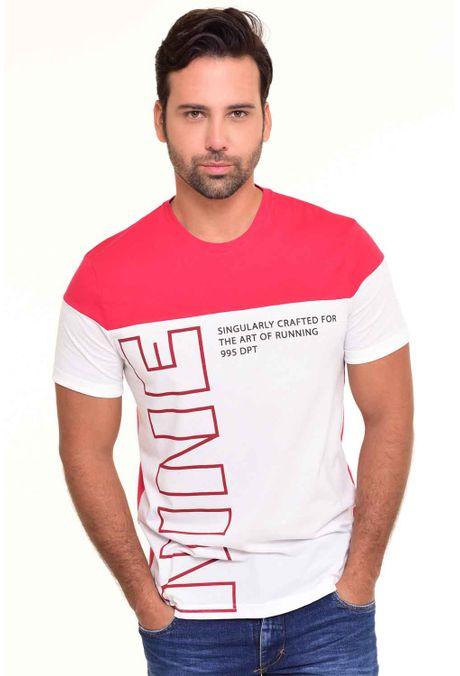 Camiseta-QUEST-Slim-Fit-QUE112170051-Rojo-1