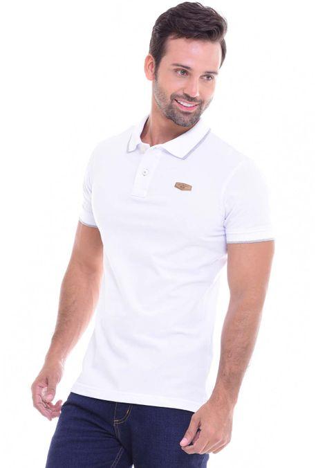 Polo-QUEST-Slim-Fit-162010002-96-Blanco-Gris-1