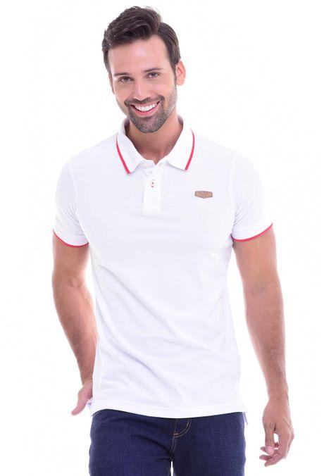 Polo-QUEST-Slim-Fit-162010002-73-Blanco-Rojo-1