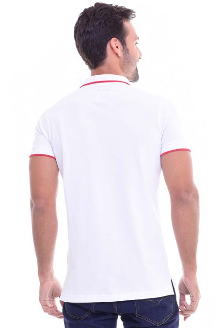 Polo-QUEST-Slim-Fit-162010002-73-Blanco-Rojo-2