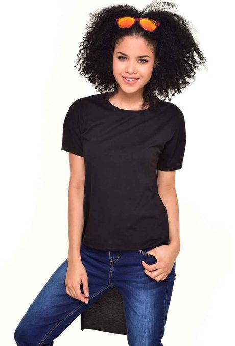 Camiseta-QUEST-QUE212170039-Negro-1