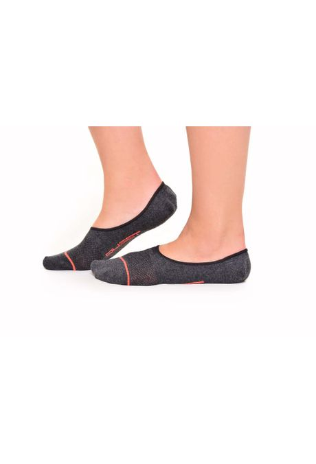 Medias-QUEST-Invisible-Fit-QUE124170033-Gris-Jaspe-Oscuro-1