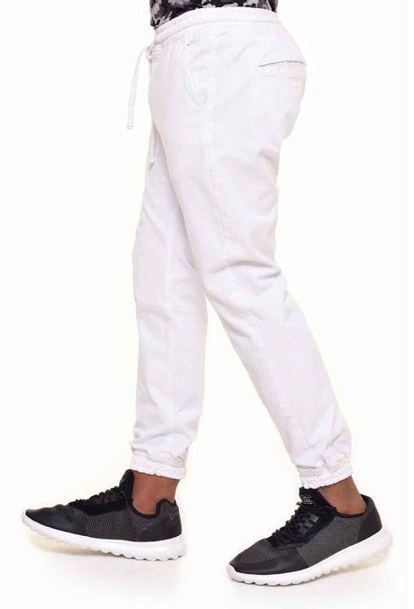 Pantalon-QUEST-Jogg-Fit-QUE309170001-Blanco-2