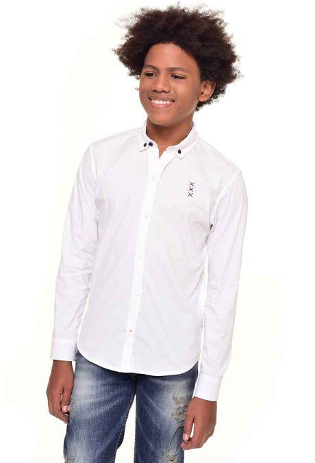 Camisa-QUEST-QUE311170011-Blanco-1