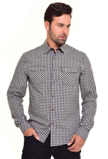Camisa-QUEST-Slim-Fit-QUE111170029-Gris-Cemento-1