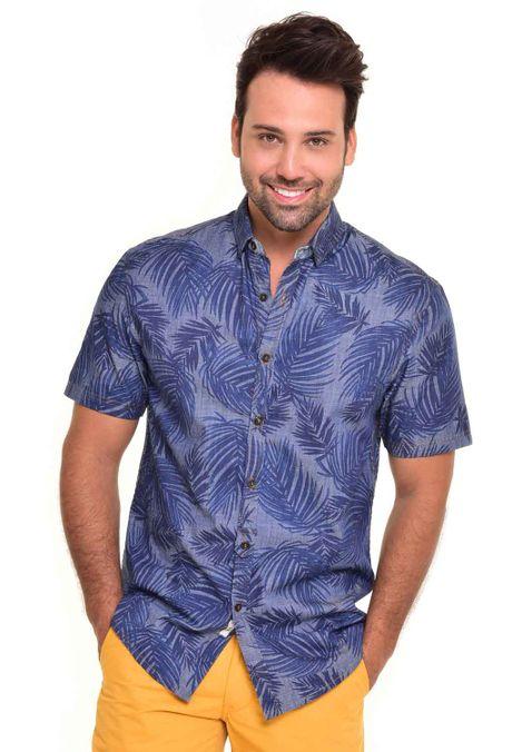 Camisa-QUEST-Slim-Fit-QUE111170057-Azul-Oscuro-1