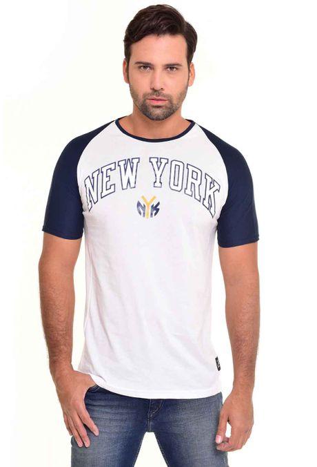 Camiseta-QUEST-Slim-Fit-QUE112170069-Blanco-1