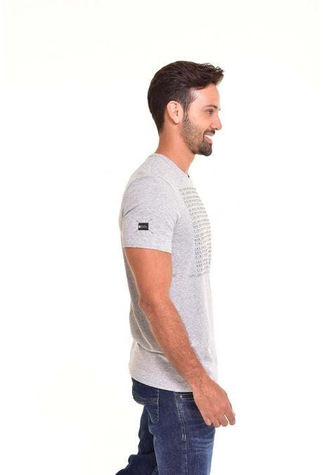 Camiseta-QUEST-Slim-Fit-QUE112170082-Gris-Jaspe-Medio-2
