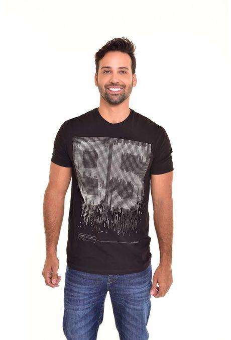 Camiseta-QUEST-Slim-Fit-QUE112170083-Negro-1