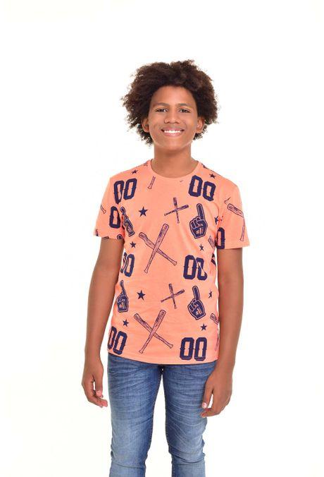 Camiseta-QUEST-QUE363170033-Melon-1