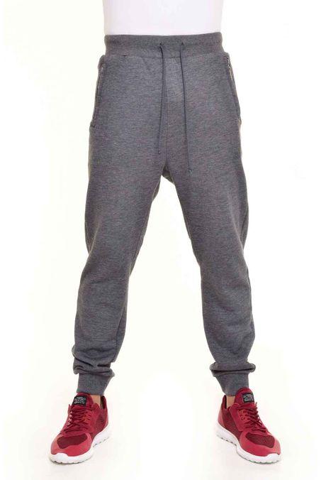 Pantalon-QUEST-Jogg-Fit-QUE109170009-Gris-Oscuro-1