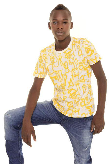 Camiseta-QUEST-QUE363170045-Crudo-1