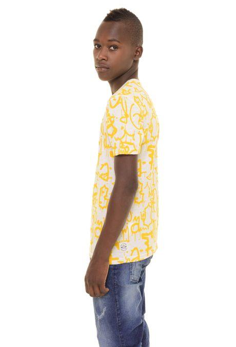 Camiseta-QUEST-QUE363170045-Crudo-2