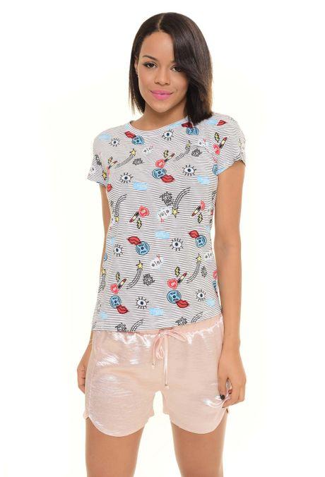 Camiseta-QUEST-QUE263170043-Blanco-1