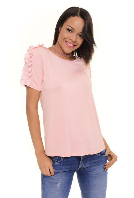 Camiseta-QUEST-QUE212170074-Rosado-1
