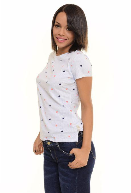 Camiseta-QUEST-QUE263170048-Blanco-2